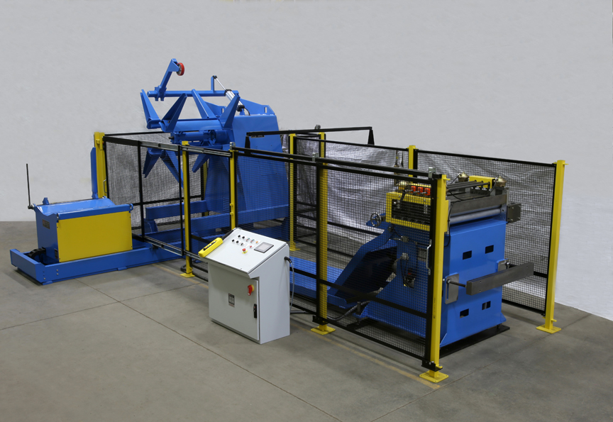 uncoiler feed system