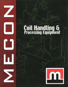 Mecon Coil Handling and Processing Equipment