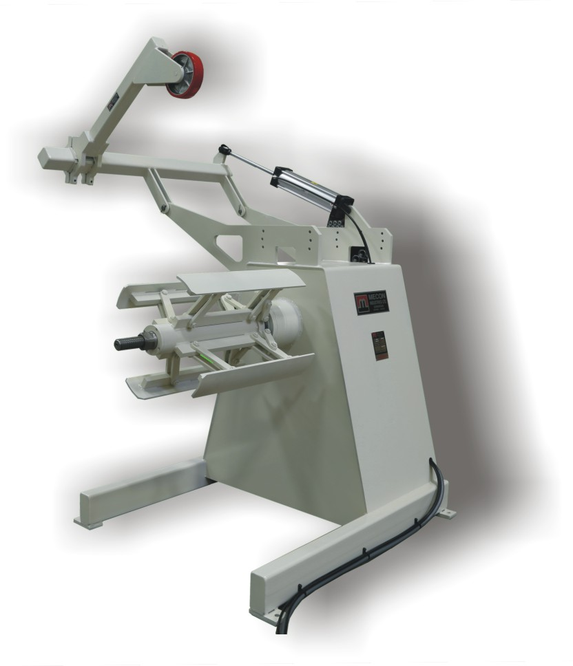 Uncoiler with Overarm