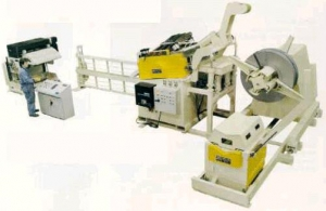 Uncoiler-Straightener-Feeder-System