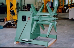 DECOILER - Reel - 4,000lbs to 60,000lbs