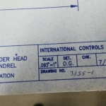 International Controls Uncoiler Systems 3155
