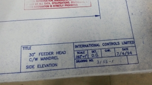 International Controls Uncoiler Systems 3156