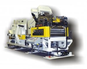 UNCOILER - Cradle feeder straightener Servo pilot release